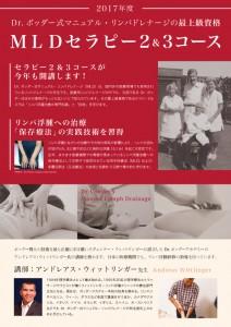 MLDセラピー2・3_2017_表